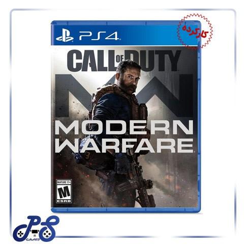 خرید بازی کارکرده Call Of Duty: Modern Warfare ریجن all برای PS4 - دست دوم