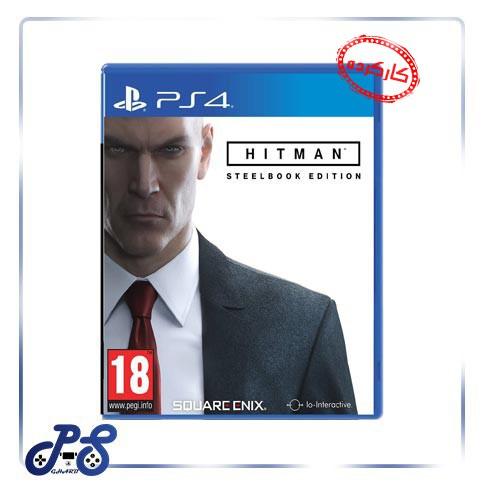 خرید بازی Hitman 1 ریجن 2 برای PS4 - کارکرده