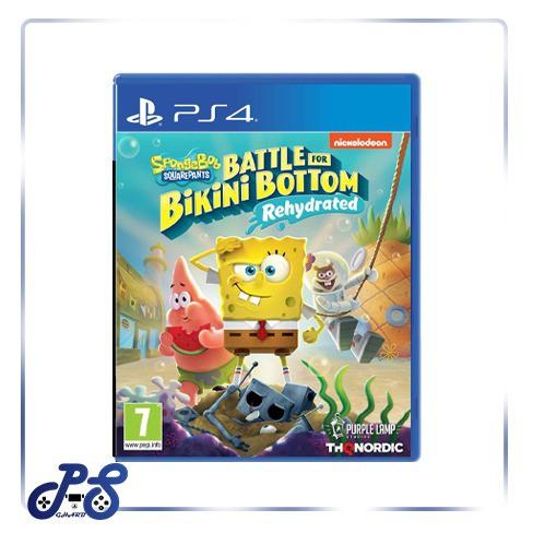 خرید بازی SpongeBob SquarePants: Battle for Bikini Bottom برای ps4 پلمپ