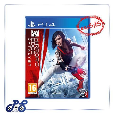 خرید بازی Mirrors Edge Catalyst برای ps4 - کارکرده
