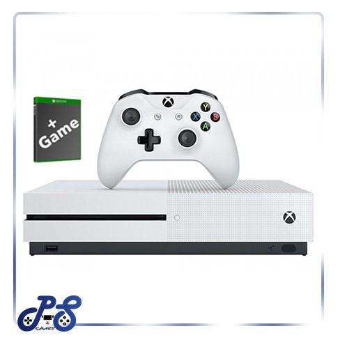کنسول بازی Xbox one s درایو دار با گارانتی