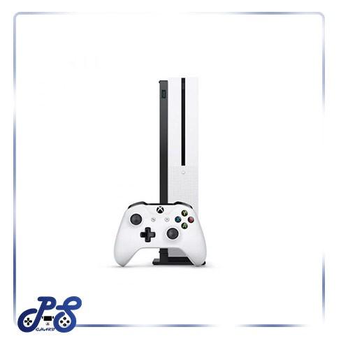 کنسول بازی Xbox one s white با درایو