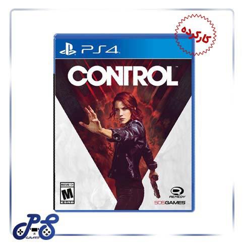 خرید بازی Control ریجن 2 برای PS4 - کارکرده
