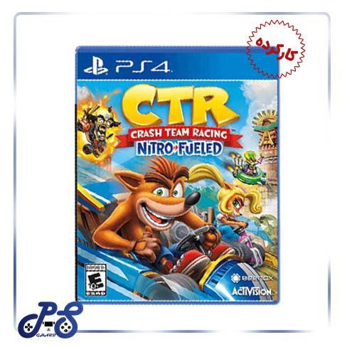 خرید بازی crash team racing - کارکرده