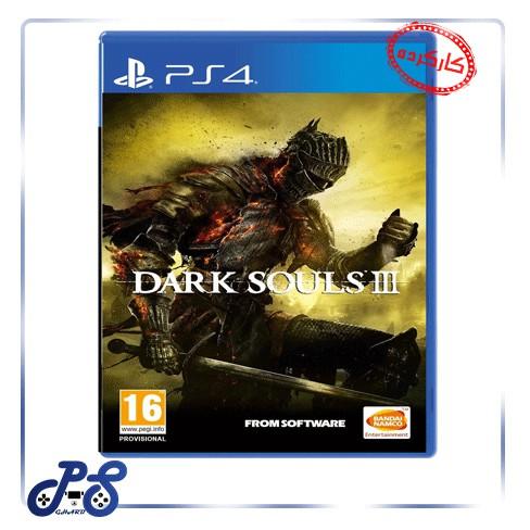 خرید بازی کارکرده dark souls 3 ریجن 2 برای ps4 - دست دوم