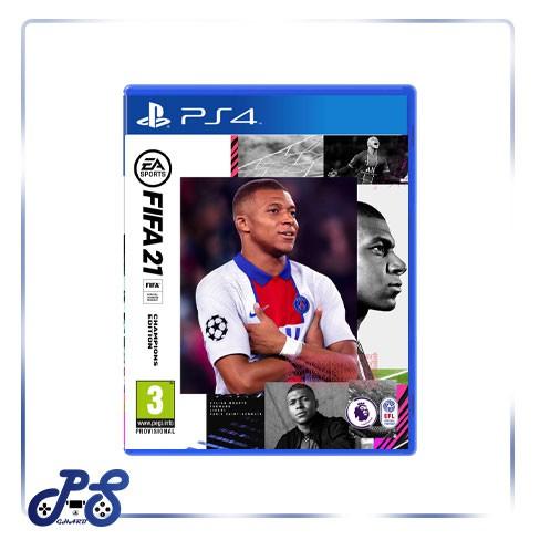 FIFA 21 Champions Edition برای PS4 ریجن 2 - پلمپ
