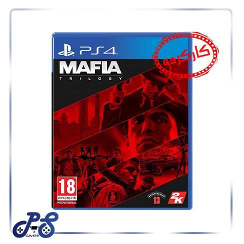 خرید بازی Mafia trilogy ریجن 2 برای PS4 کارکرده
