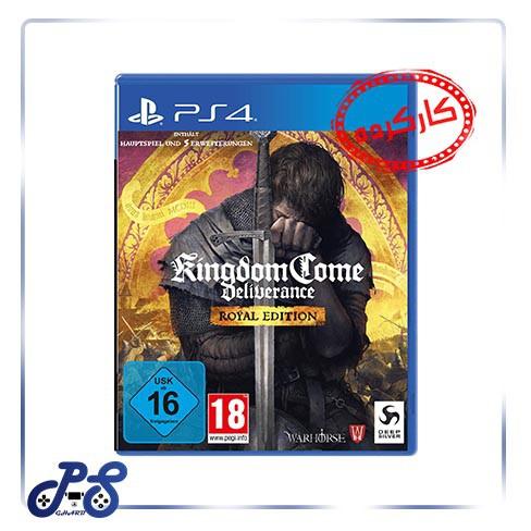 خرید بازی Kingdome come deliverance ریجن 2 برای PS4 کارکرده