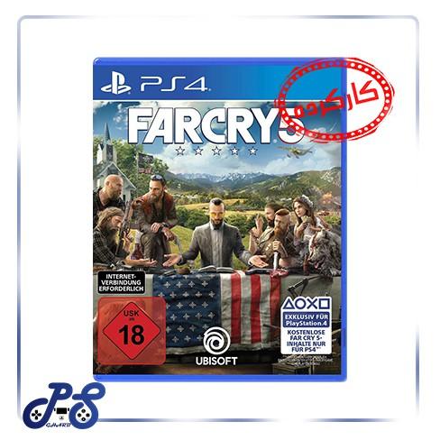 خرید بازی far cry 5 ریجن 2 برای PS4 کارکرده