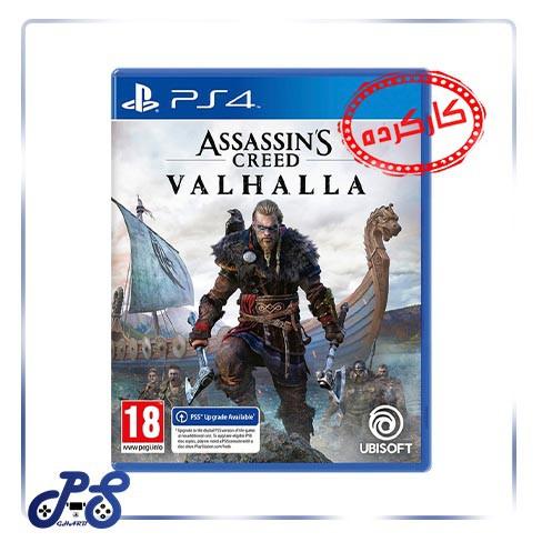 خرید بازی Assassin's Creed Valhalla ریجن 2 برای PS4 کارکرده