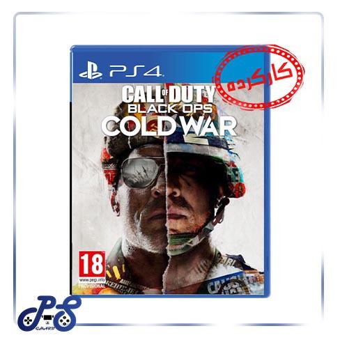 خرید بازی call of duty cold war ریجن 2 برای PS4 کارکرده