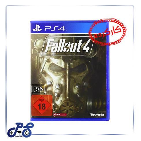خرید بازی fallout 4 ریجن 2 برای PS4 کارکرده