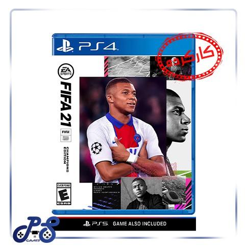 خرید بازی fifa 21 ریجن all برای PS4 کارکرده