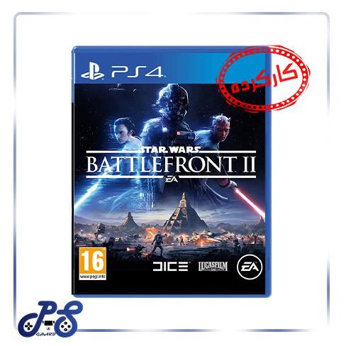 خرید بازی starwars battlefront 2 ریجن all برای PS4 کارکرده