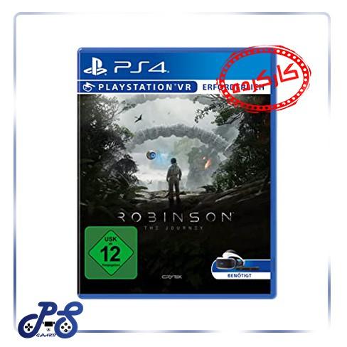 خرید بازی robinson ریجن all برای PS4 کارکرده