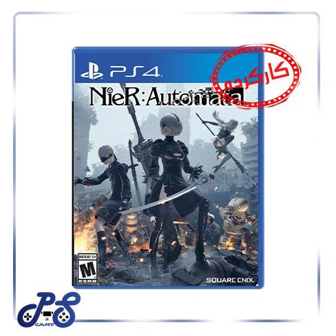 خرید بازی Nier : automata day one edition ریجن all برای PS4 کارکرده