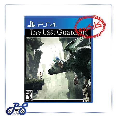خرید بازی the last guardian ریجن all برای PS4 کارکرده