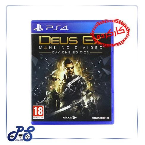 خرید بازی  Deus ex ریجن 2 برای PS4 کارکرده