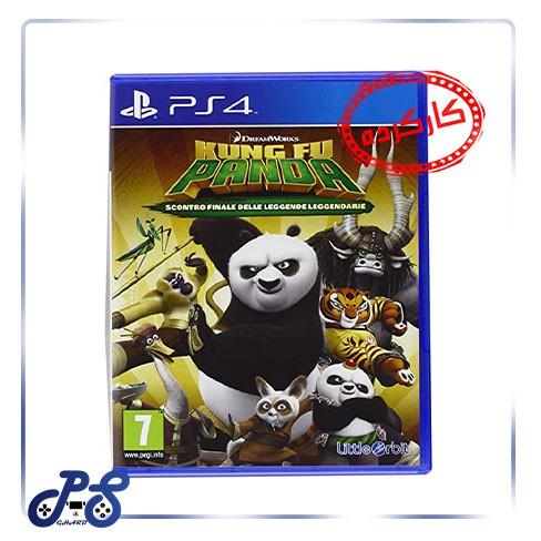 خرید بازی Kung fu panda ریجن 2 برای PS4 کارکرده