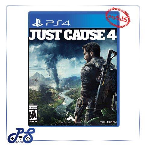 خرید بازی just cause 4 ریجن all برای PS4 - کارکرده