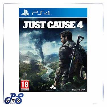 خرید بازی just cause 4 ریجن 2 برای PS4