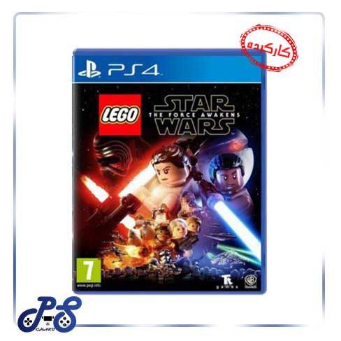 خرید بازی Lego Star Wars برای پلی استیشن 4 - کارکرده