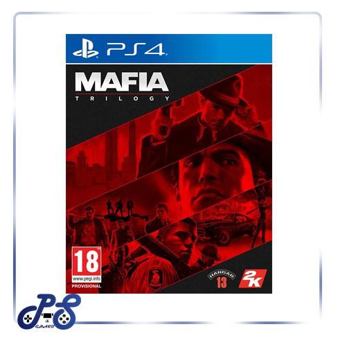 خرید بازی MAFIA TRILOGY برای PS4 ریجن 2 - پلمپ