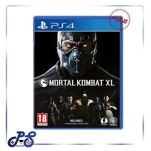 خرید بازی کارکرده mortal kombat xl ریجن ۲ برای PS4 - دست دوم