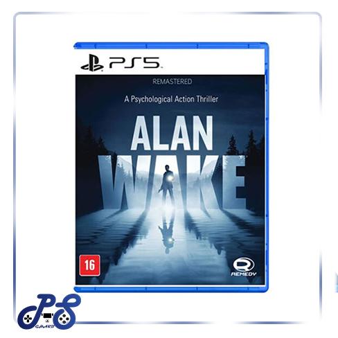بازی Alan Wake برای PS5