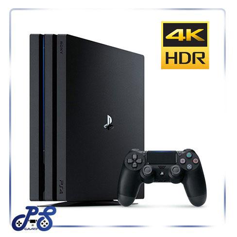 PS4 Pro 1TB Region 3 همراه با ۱۰ بازی