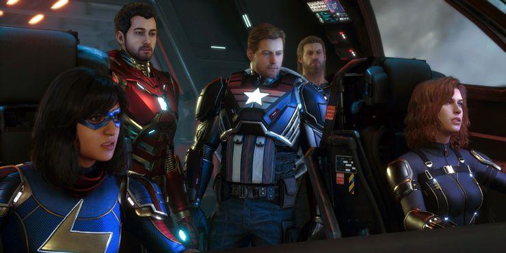 Marvel's avengers - PS5