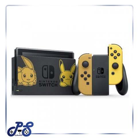 خرید نینتندو سوییچ باندل Pokemon: Let's Go, Pikachu! به همراه توپ پوکیمون