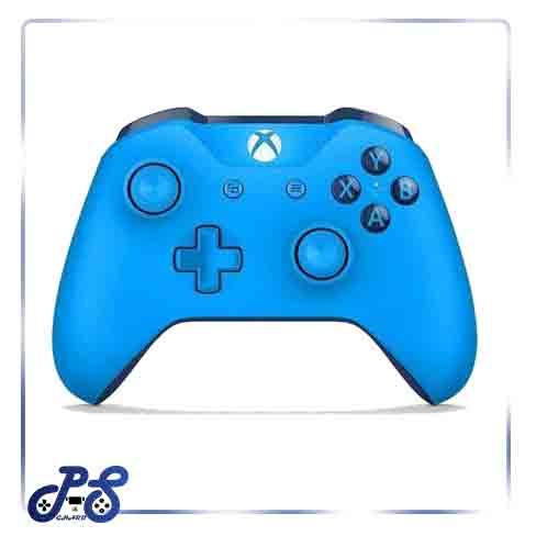 دسته بازی XBOX One S - آبی
