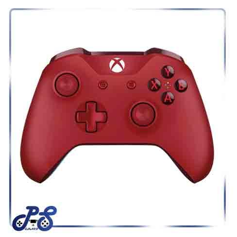 دسته بازی XBOX One S - قرمز
