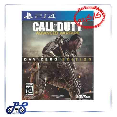 خرید بازی Call of Duty Advanced Warfare ریجن all برای ps4 - کارکرده