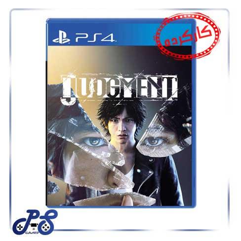 خرید بازی Judgment ریجن 2 برای ps4 - کارکرده