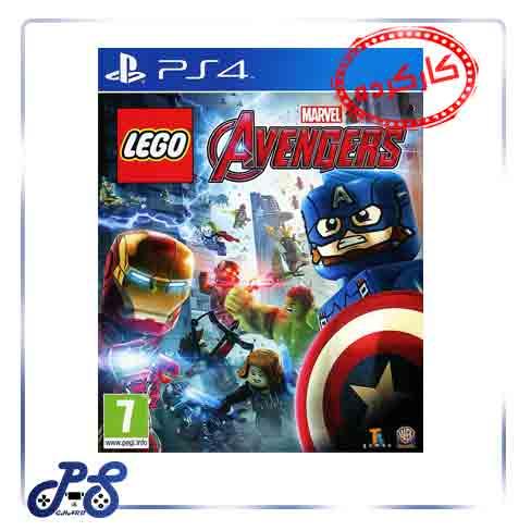 خرید بازی LEGO Marvel's Avengers ریجن 2 برای ps4 - کارکرده