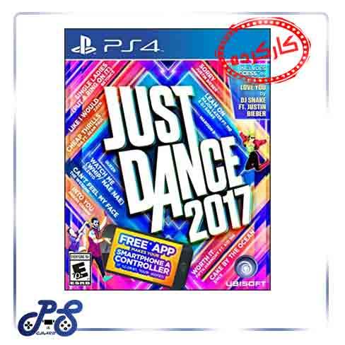 خرید بازی Just dance 2017 ریجن all برای ps4 - کارکرده