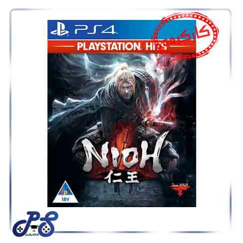 خرید بازی Nioh 1 ریجن all برای ps4 - کارکرده