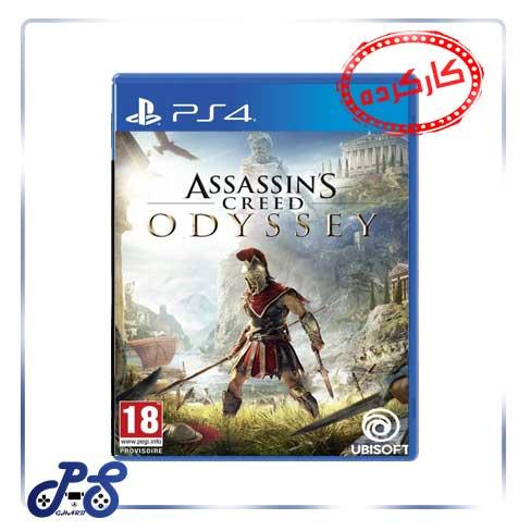 خرید بازی Assassin's Creed Odyssey ریجن 2 برای ps4 - کارکرده