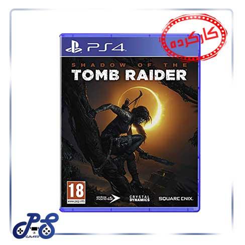 خرید بازی Shadow of the Tomb Raider ریجن 2 برای ps4 - کارکرده