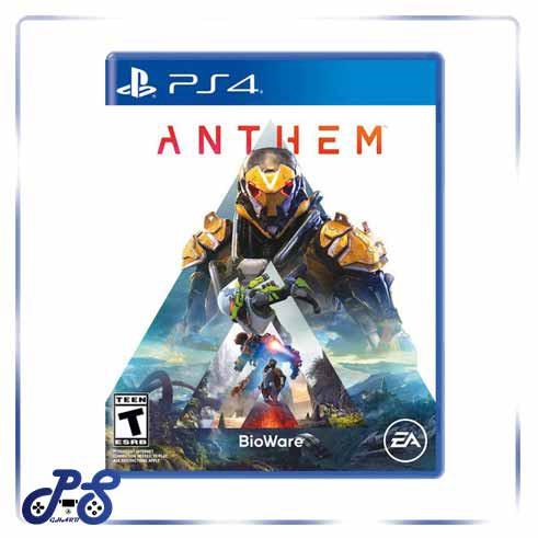 خرید بازی anthem ریجن all برای ps4 پلمپ