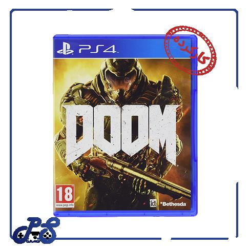 خرید بازی DOOM ریجن ALL برای PS4 - کارکرده