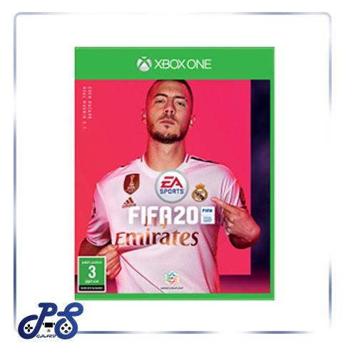 خرید بازی fifa20 برای xbox one