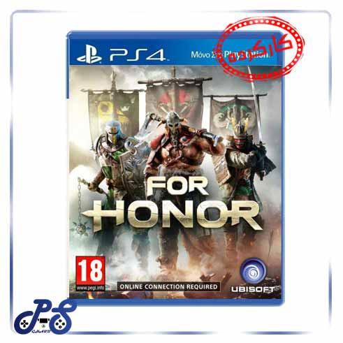 خرید بازی کارکرده for honor ریجن 2 برای PS4 - دست دوم