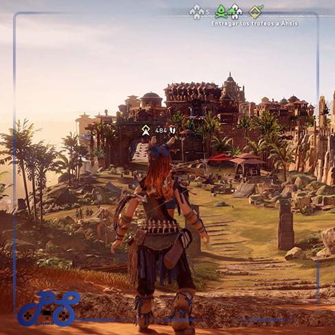 خرید بازی horizon zero dawn complete edition ریجن 2 برای ps4 - کارکرده