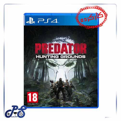 خرید بازی کارکرده predator ریجن 2 برای ps4 - دست دوم