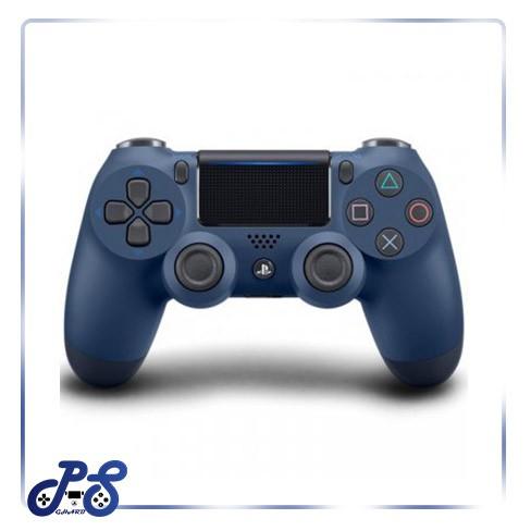 خرید دسته سرمه ای PS4 - DUALSHOCK4 MIDNIGHT BLUE های کپی باتری ۸۰۰ میلی آمپر