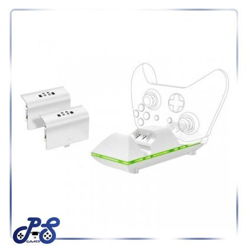 خرید استند شارژ و پک باتری کنترلر ایکس باکس وان | SparkFox